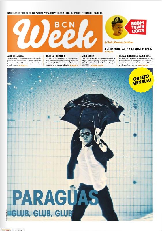 Barcelona Week, 2008
