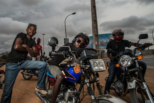 Tribo - The Moto-Taxi Boys of Luanda
