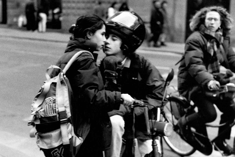 Art and Documentary Photography - Loading boygirlmoped.jpg