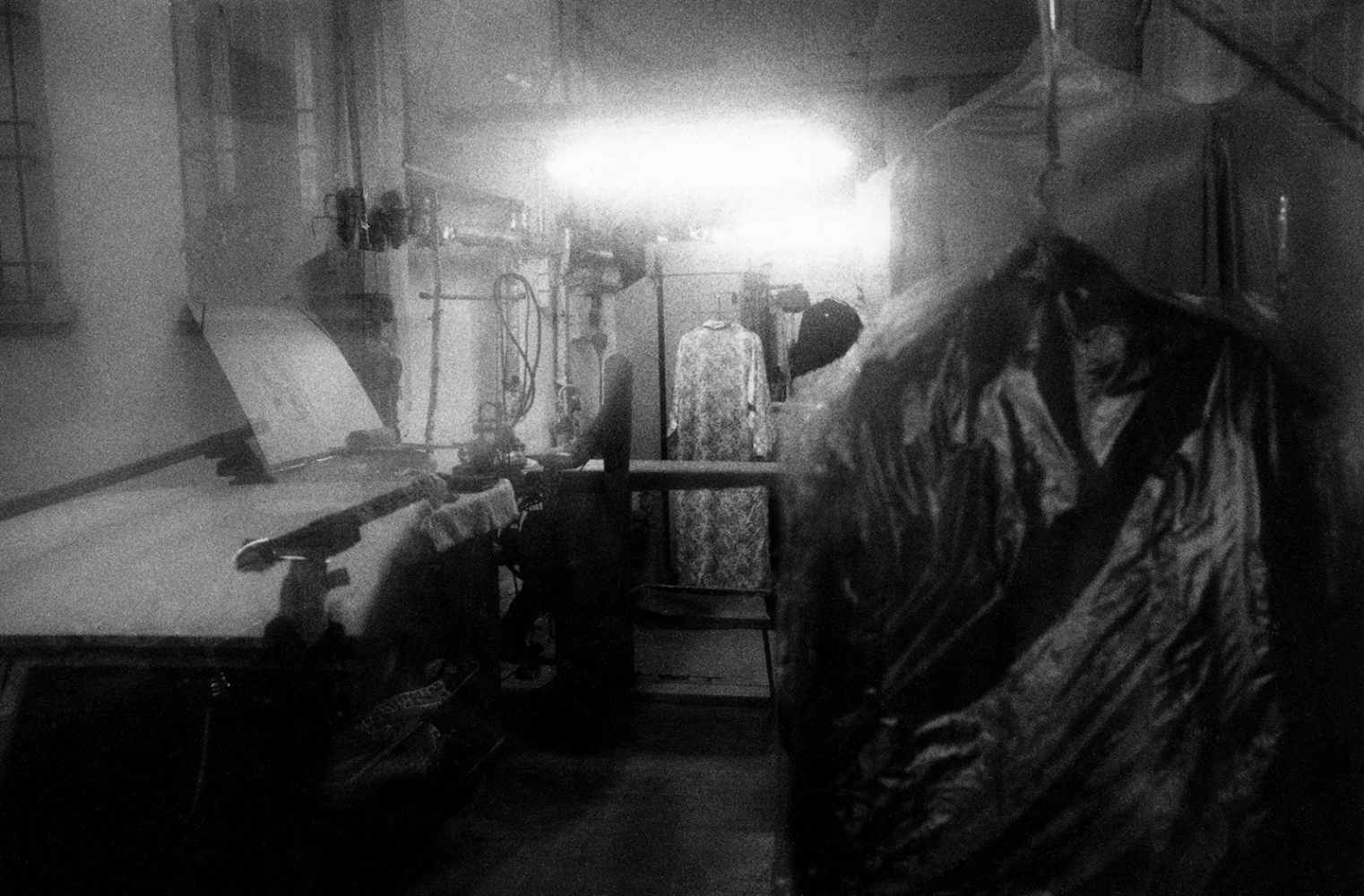 Art and Documentary Photography - Loading drycleaning.jpg
