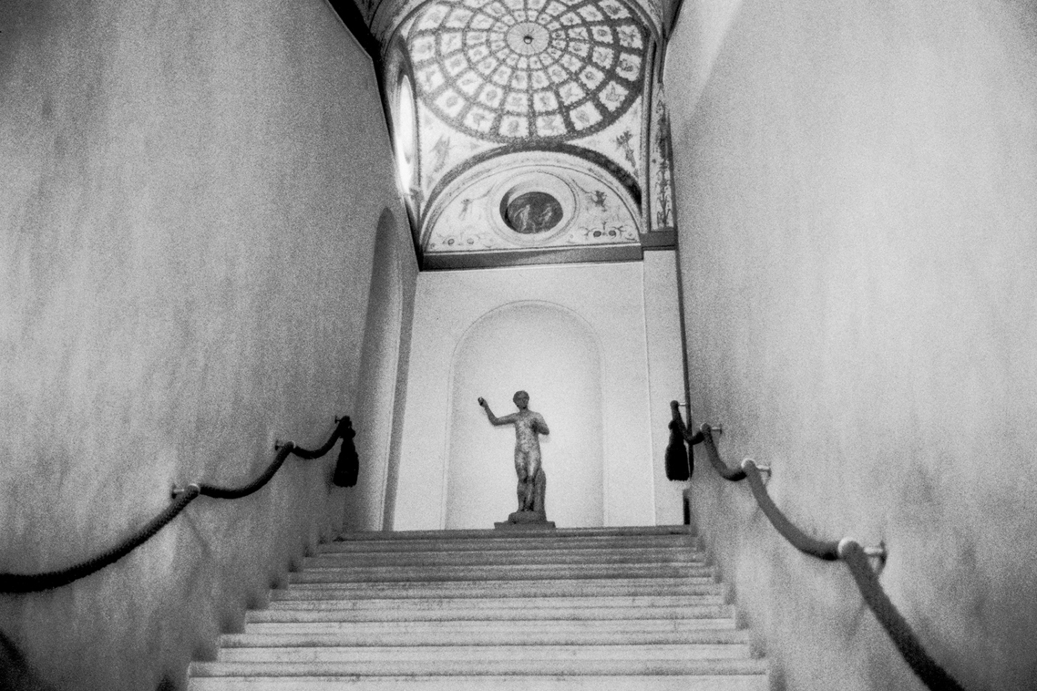 Art and Documentary Photography - Loading upstairsstatue.jpg