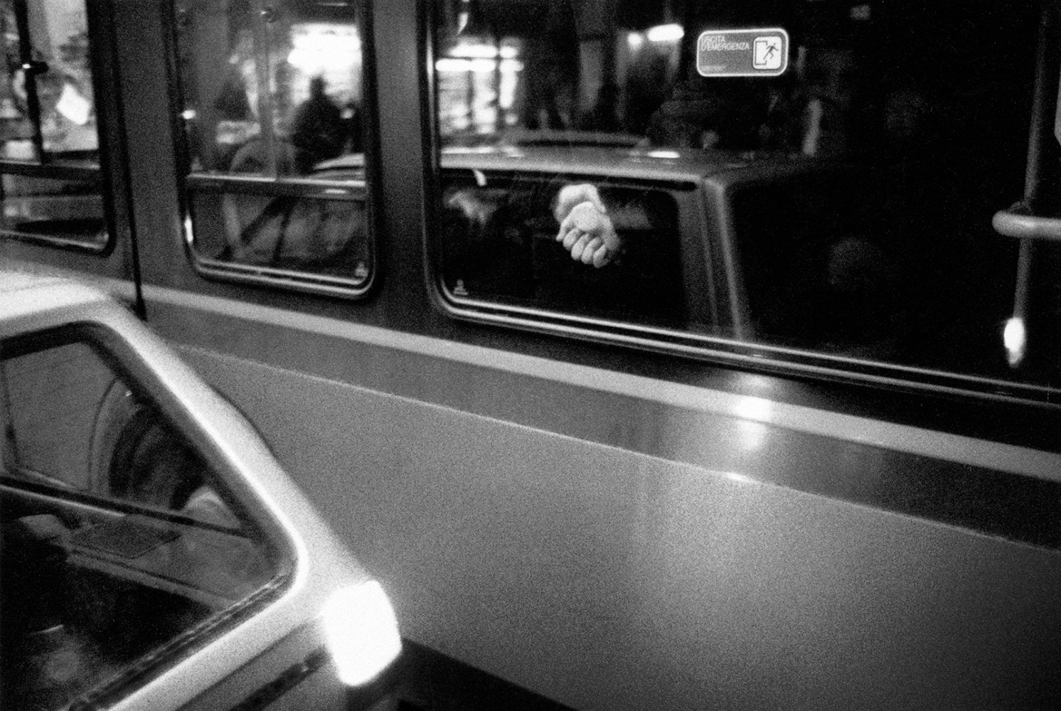 Art and Documentary Photography - Loading handsinbus.jpg