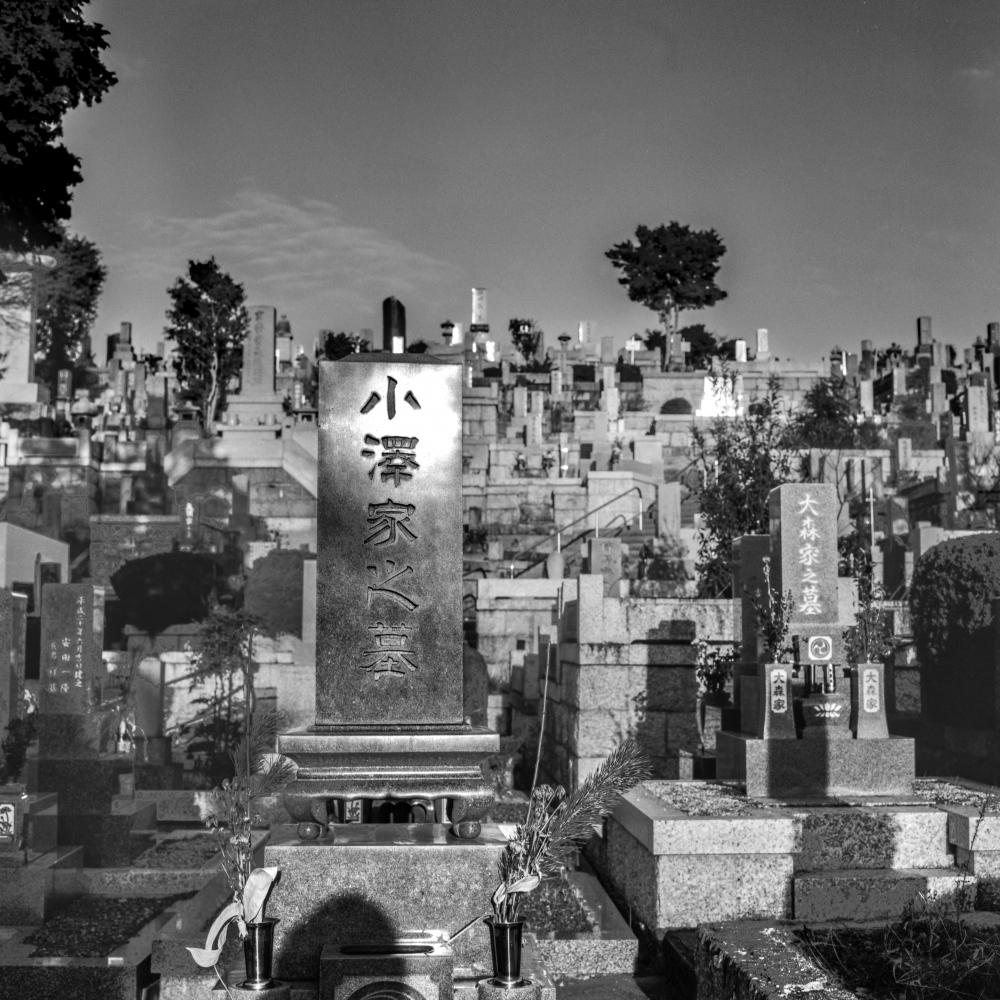 Nagoya Cemetery