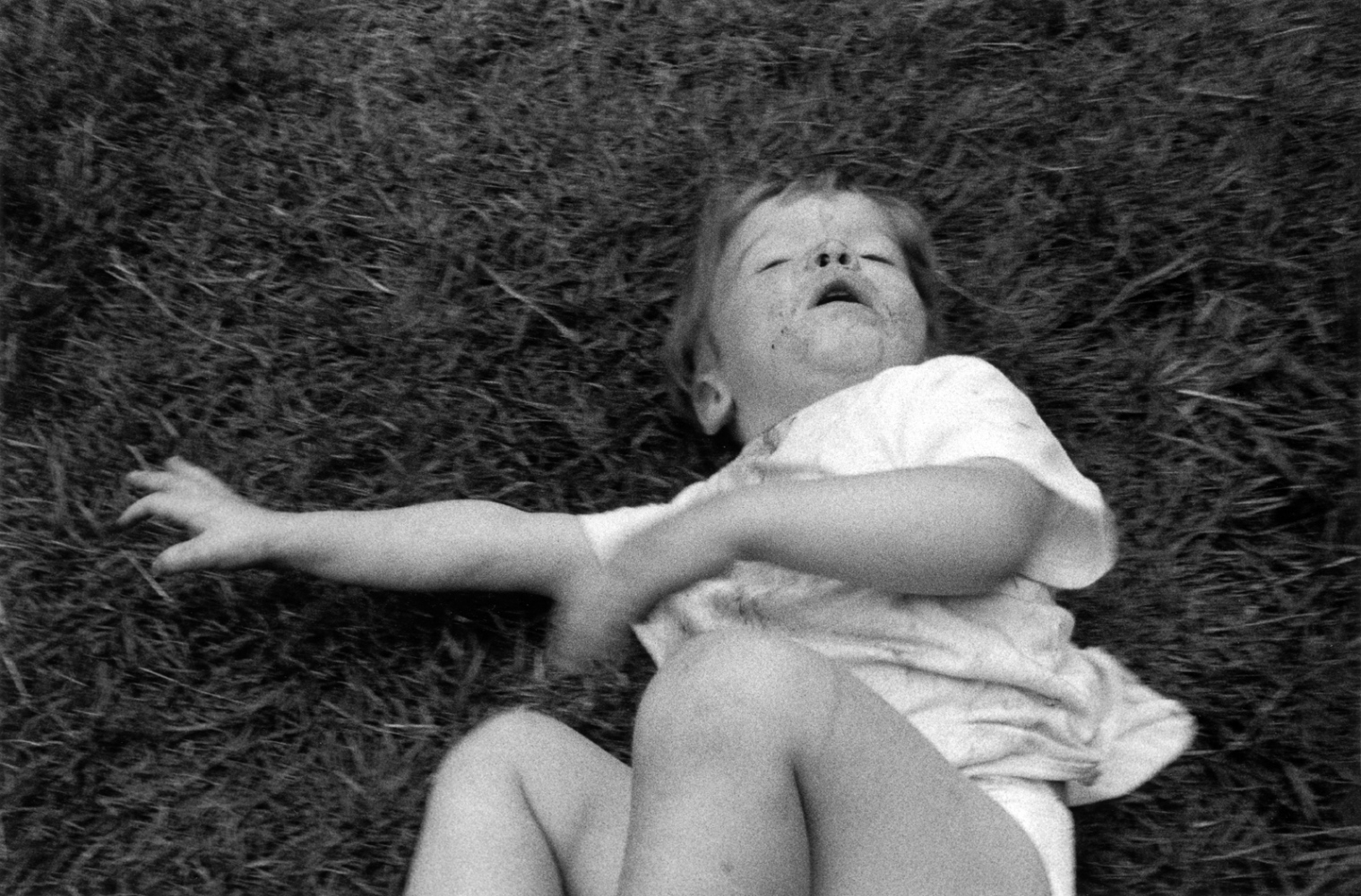 Art and Documentary Photography - Loading boyrollinggrass.jpg
