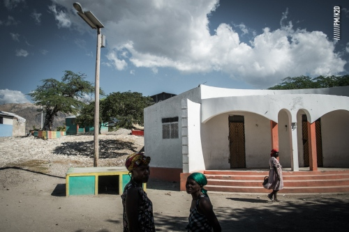 the haitians streets