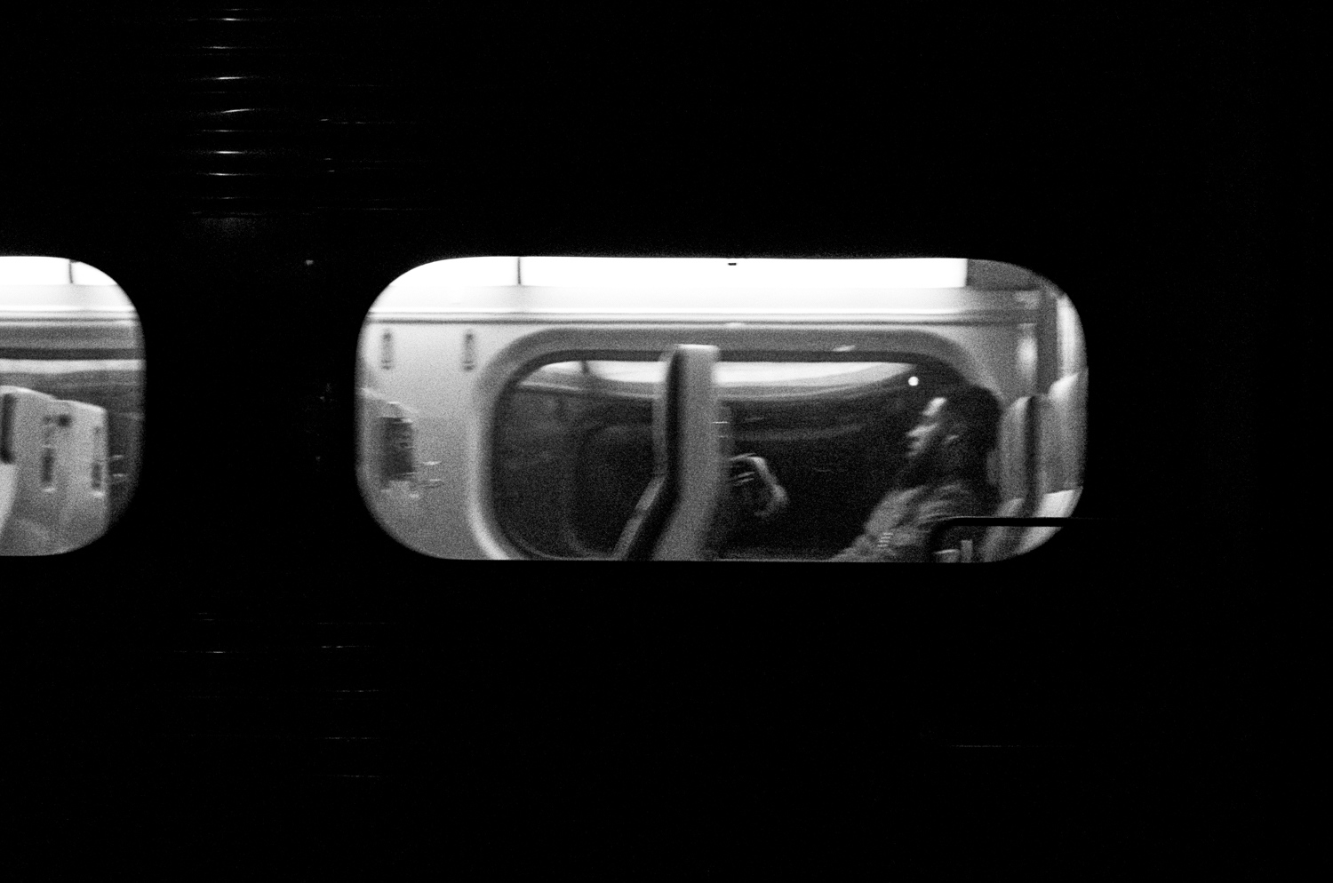 Art and Documentary Photography - Loading -Night_Train_4__Chicago_2016.jpg
