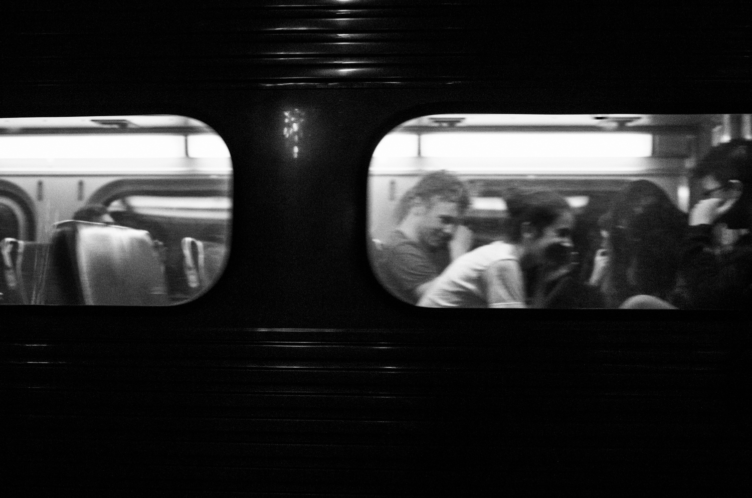 Art and Documentary Photography - Loading -Night_Train_10__Chicago_2017.jpg