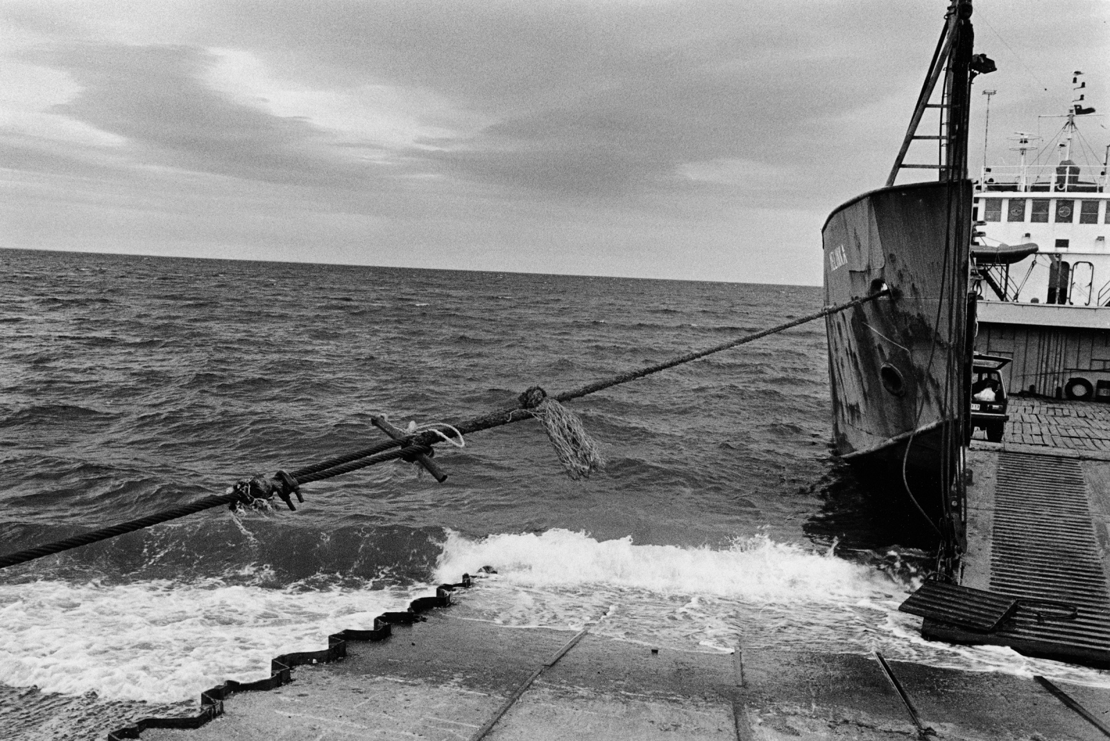 Art and Documentary Photography - Loading boattied.jpg