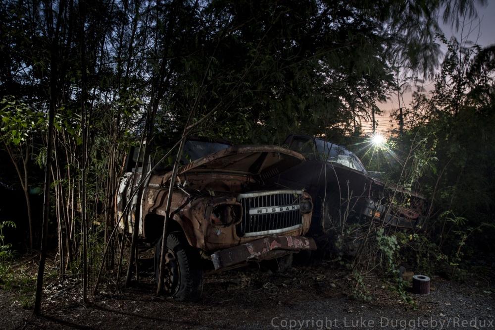 Photography image - Loading Car_Cemetery-1_copy.jpg