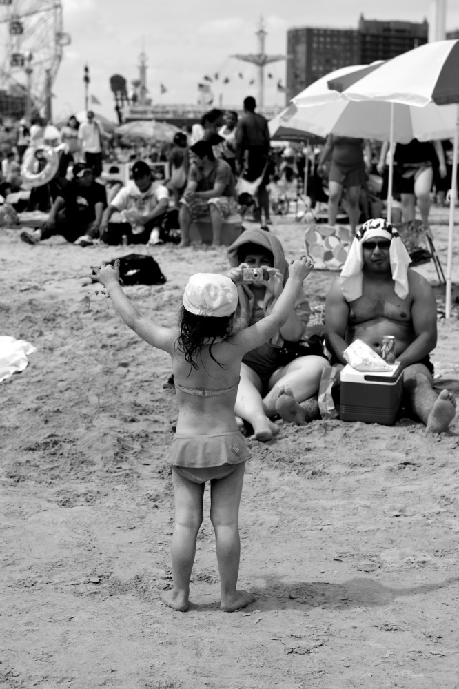 Success! Coney Island, NY, Summer 2011