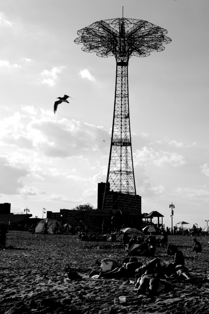 The Parachute Jump. Coney Island, NY, Summer 2011