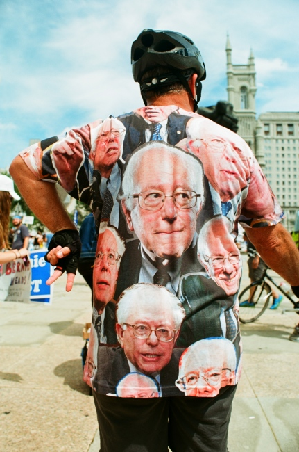 Art and Documentary Photography - Loading Bernie_on_a_bike.jpg