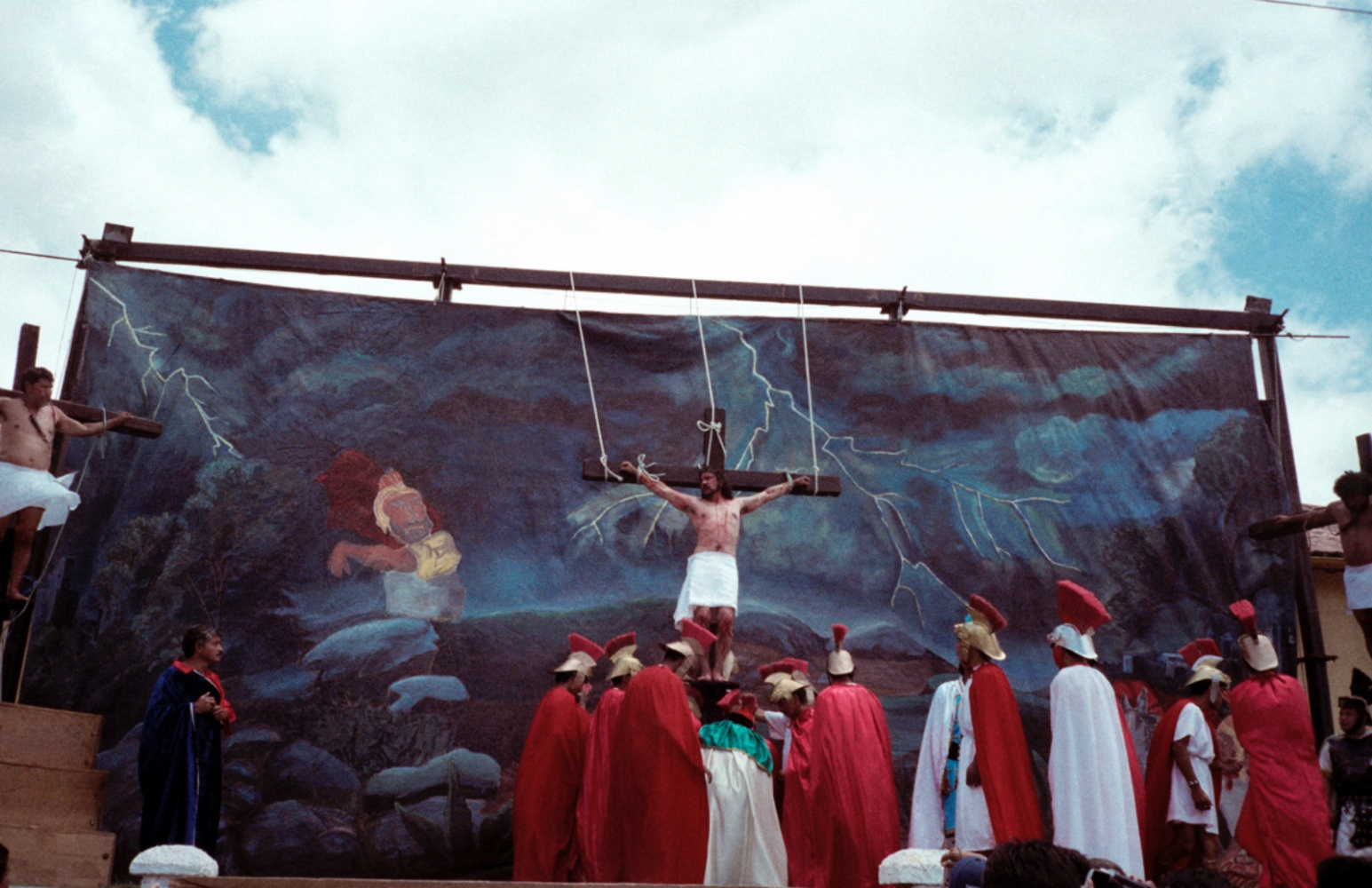 Crucifixion, Chiantla, Guatemala, April 2006