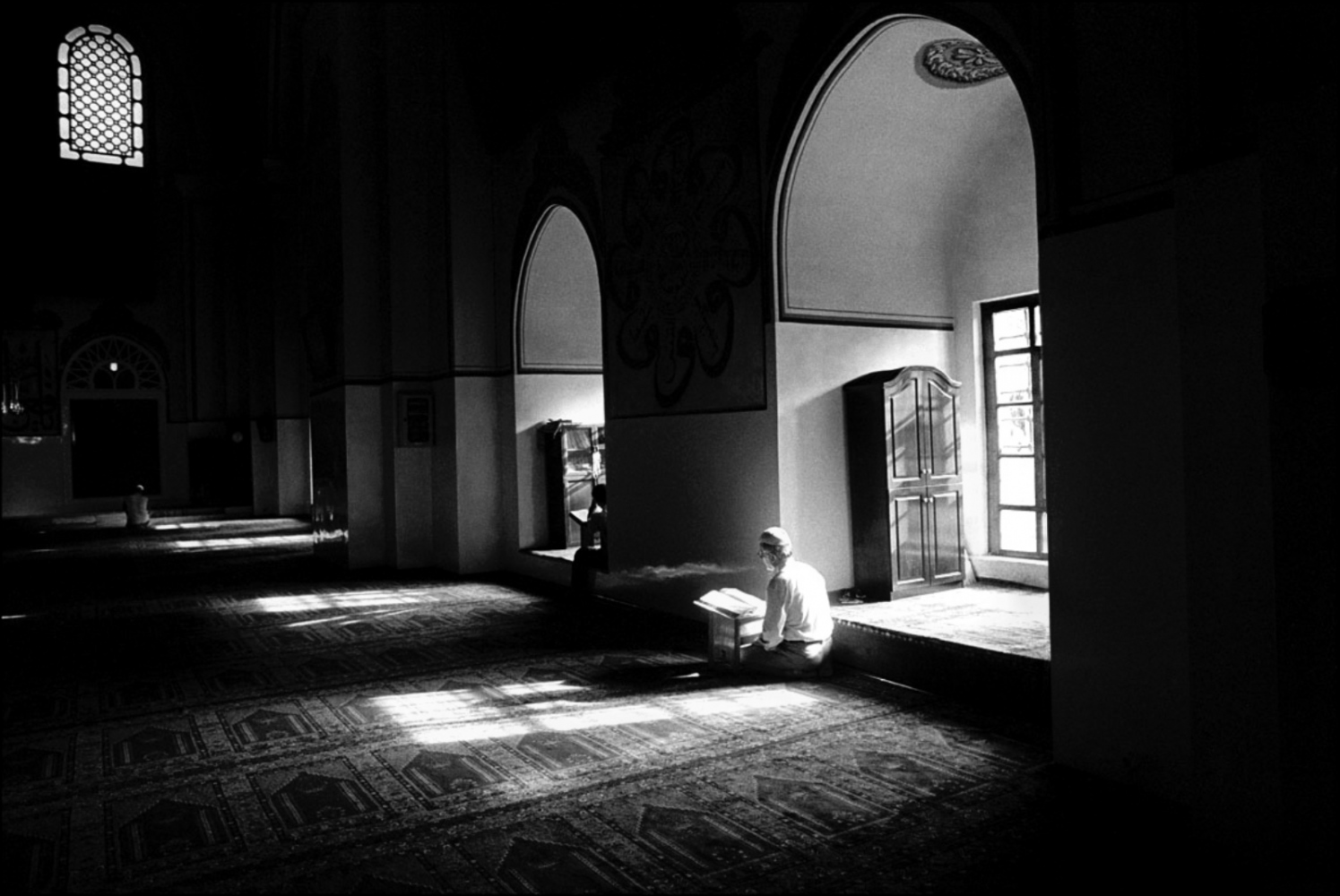 Mosque, Turkey, Summer 1997