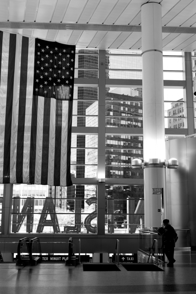 The Staten Island Ferry Terminal at Battery Park in lower Manhattan, Nov. 9, 2012 in New York.