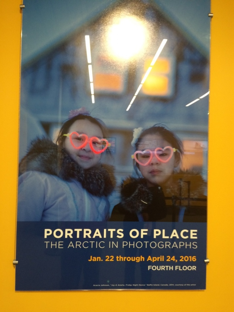 Portraits of Place: The Arctic in Photographs Group Exhibition, The Anchorage Museum Anchorage, AK, USA, 2016