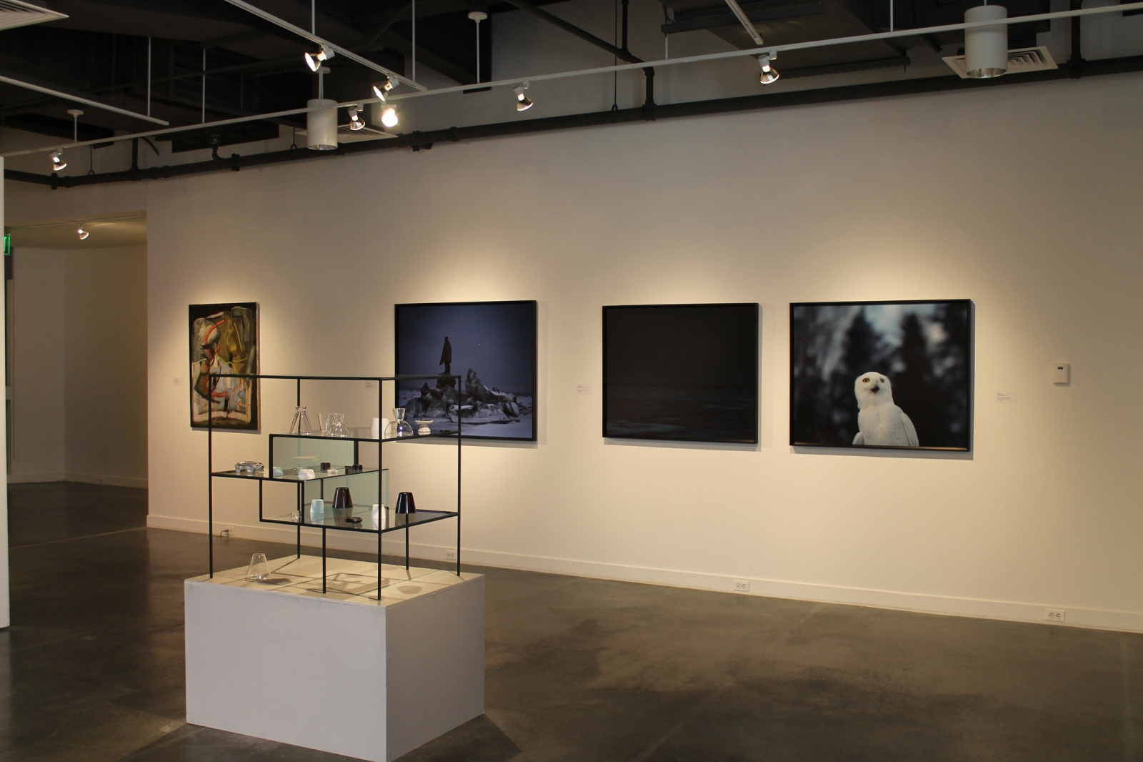 New Contemporaries Group Exhibition, Gelman Gallery RISD Museum, Providence, RI, USA, 2014