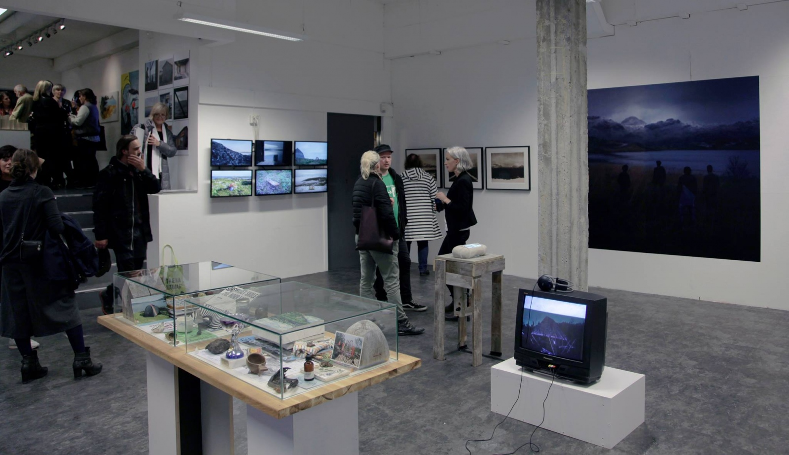 Bodø Biennale Group Exhibition with Villa Lofoten AIR Recipients Bodø, Norway, 2016