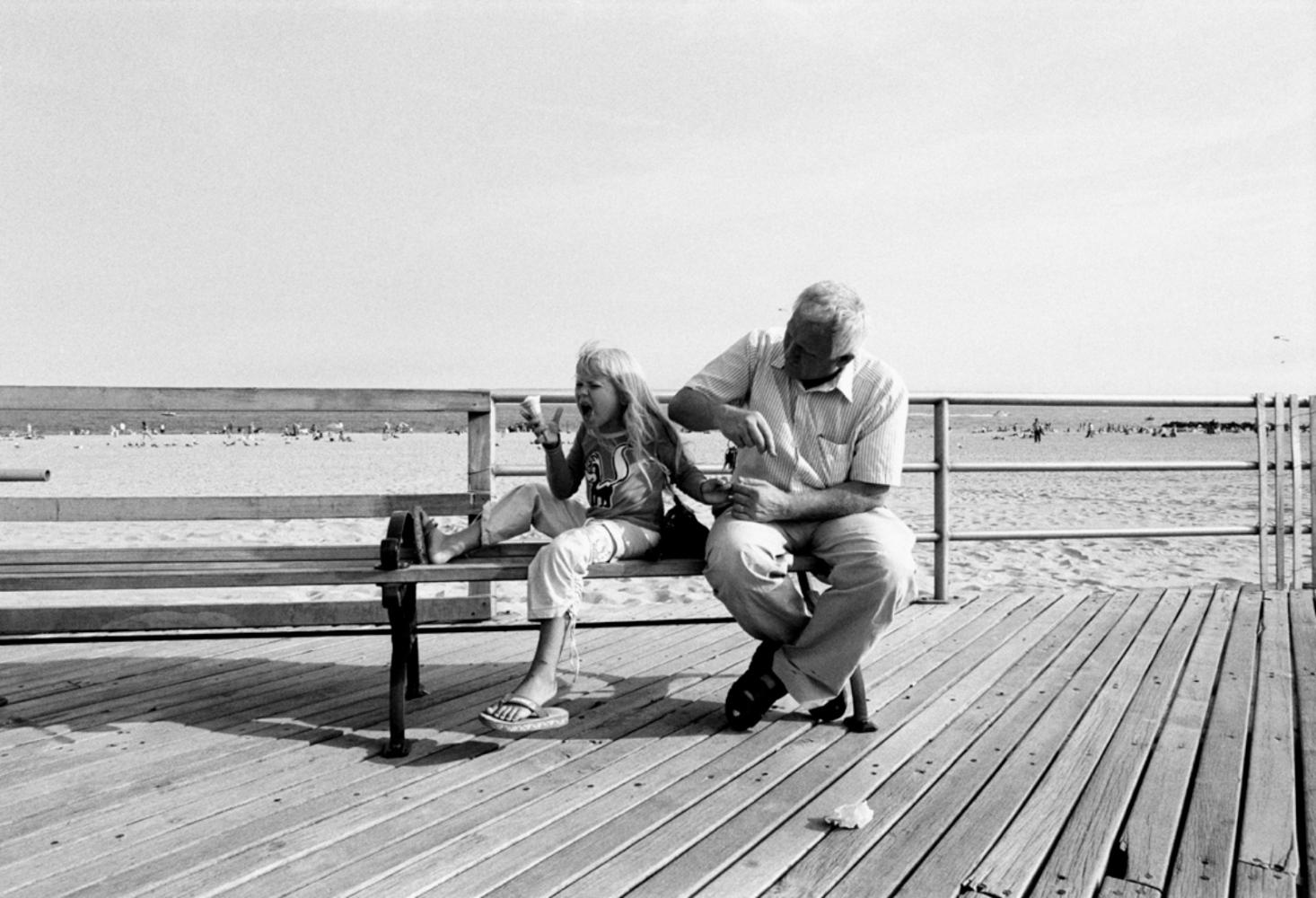 Ouch!, Coney Island, NY, July 4, 2004