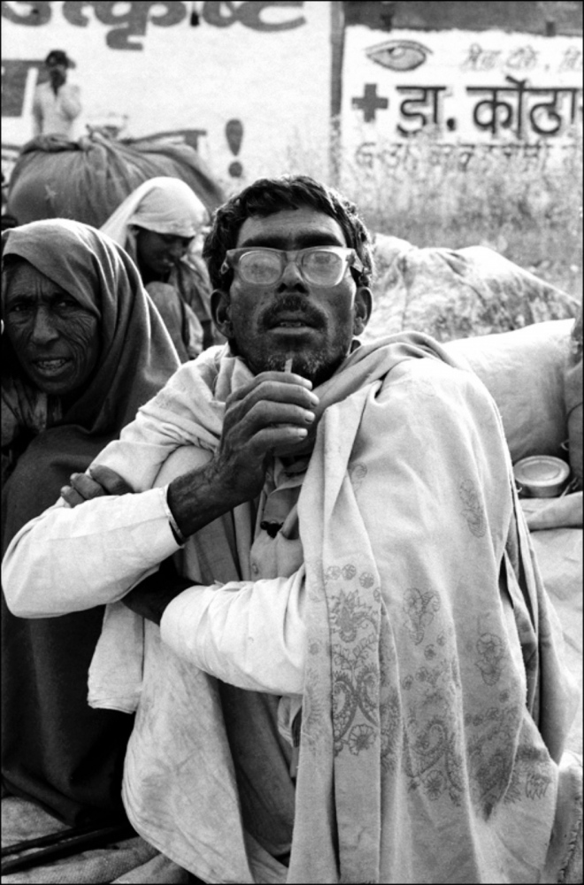 Man with Glasses, Pushkar, India, November 2003