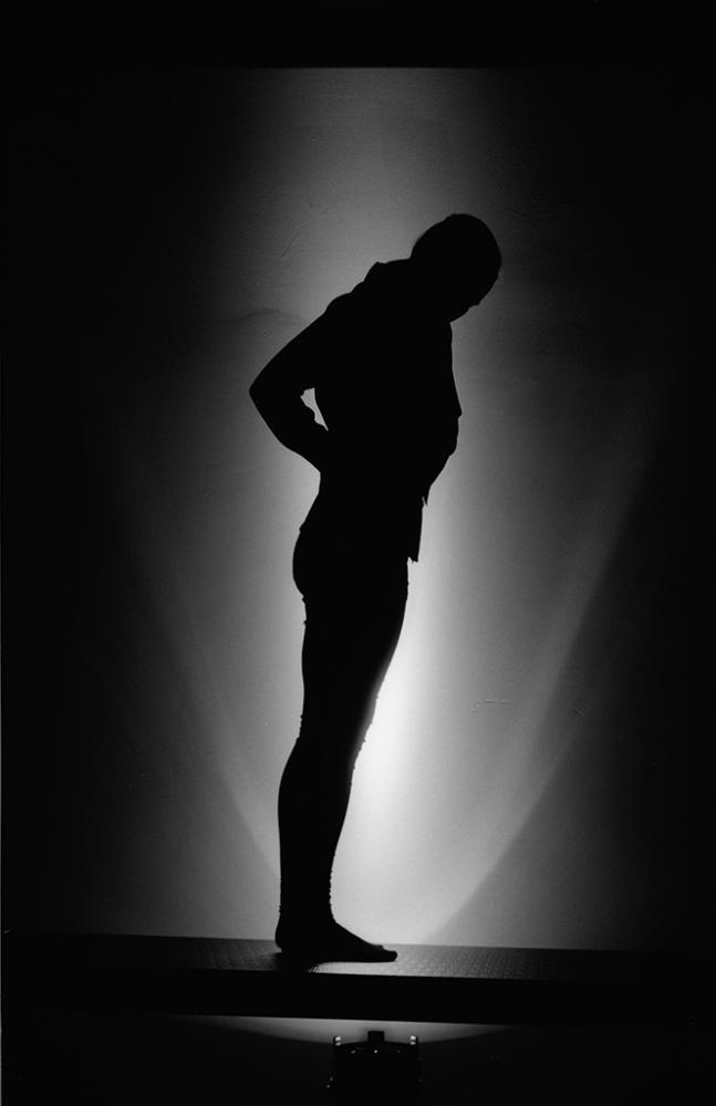 Portrait of Jonah Bokaer. Choreographer....