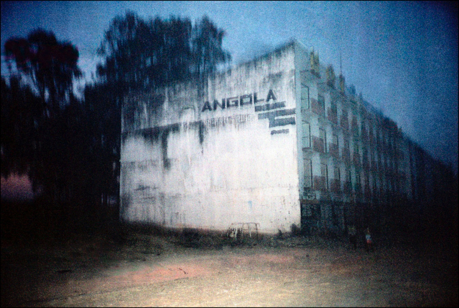 Angola! Huambo, Angola, July 2000