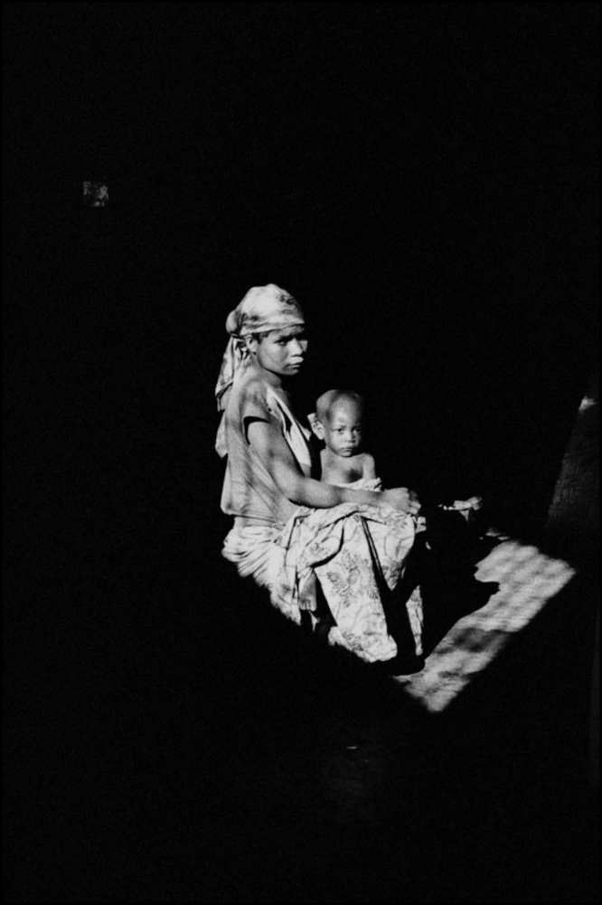 Mother and Child, Caala, Angola, July 2000