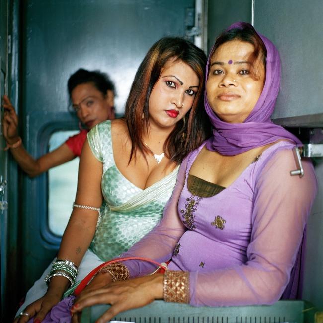 CNN Riding on India's Intense Trains
