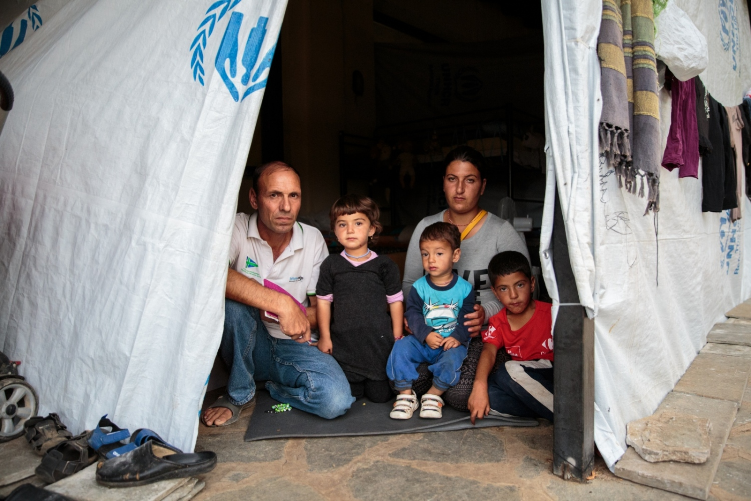 Mercy Corps Refugee Crisis in Greece
