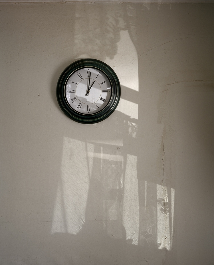 Kitchen Clock, Paterson, NJ , 2014