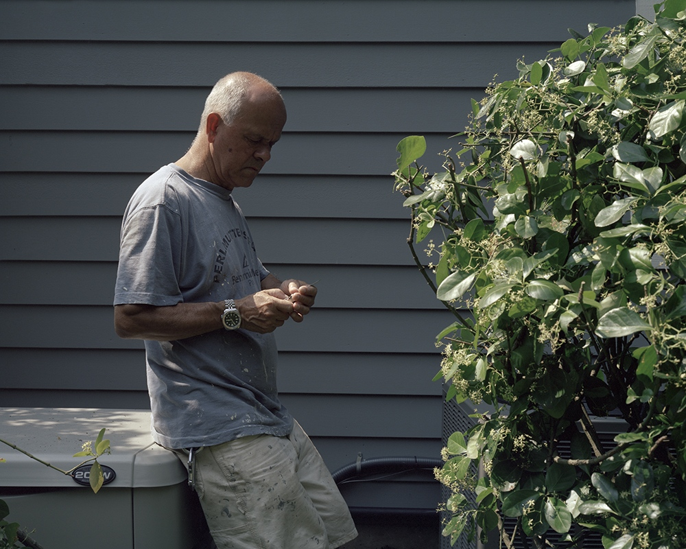 Dad, Tenafly, NJ , 2014