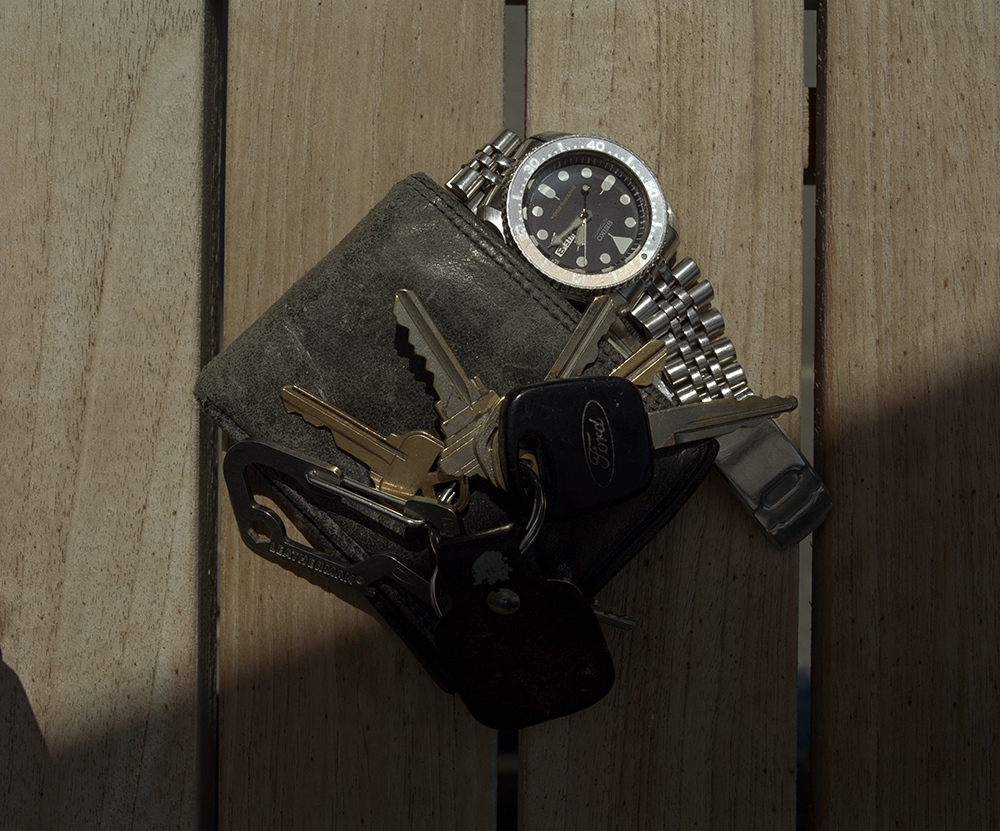 Dad's Watch & Wallet, Tenafly, NJ , 2014