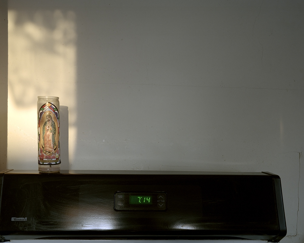 Kitchen Stove, Paterson, NJ , 2014