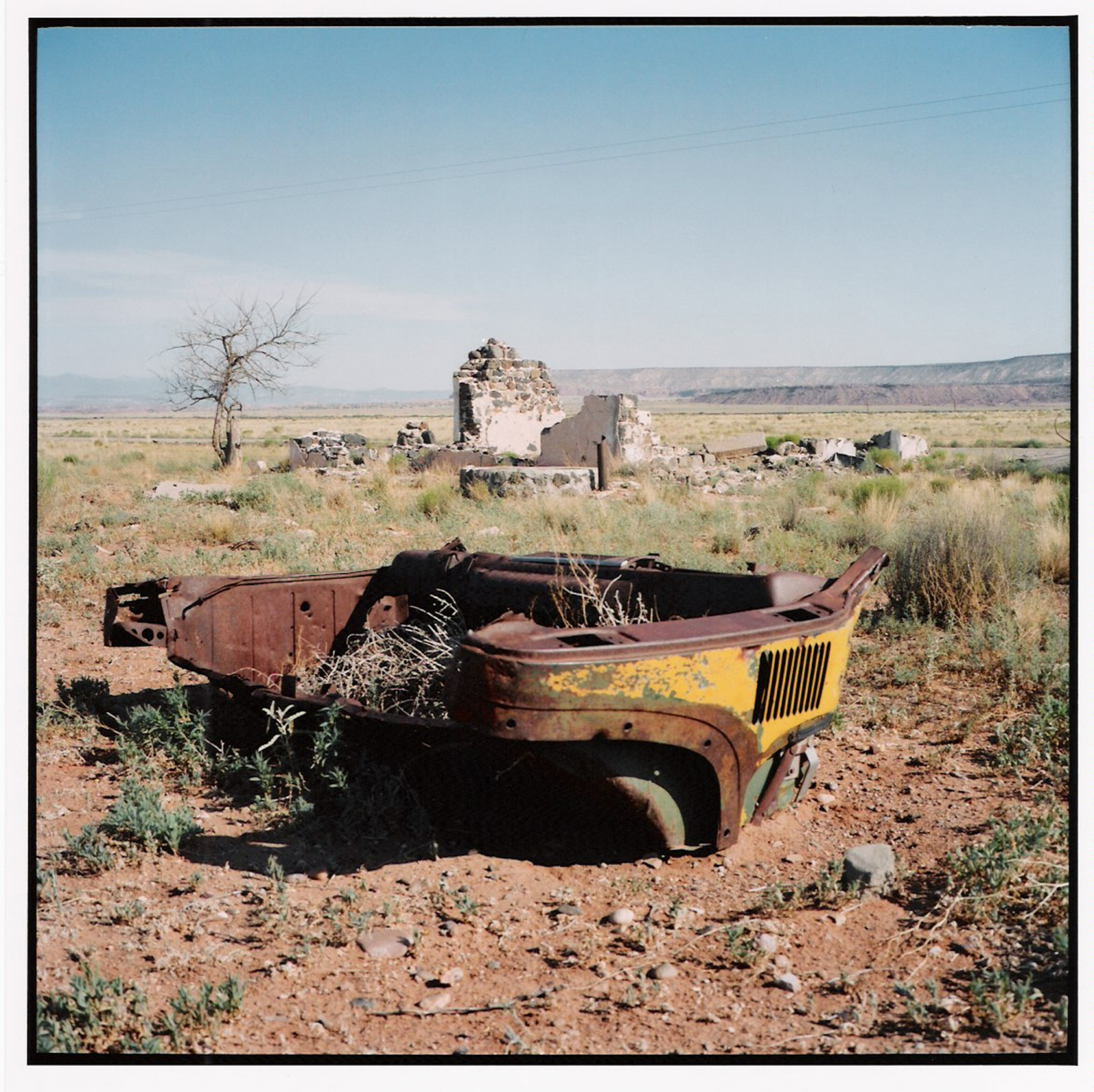 Art and Documentary Photography - Loading RustedCarNM.jpg