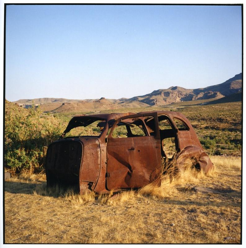 Art and Documentary Photography - Loading rusted_car__arizona.jpg