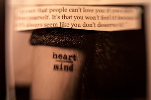 'Heart. Mind'. Dubai, UAE, March 2014.