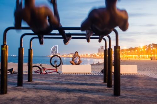 Street Workout Barcelona