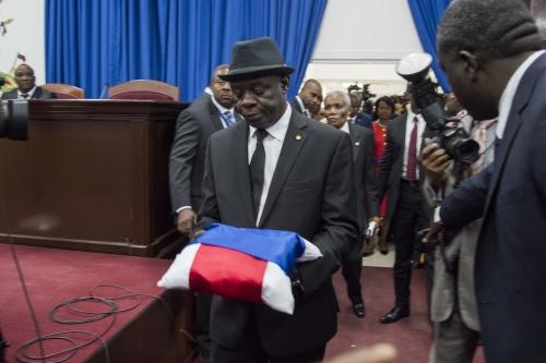 Haiti Inauguration of the 58th President Jovenel Moise