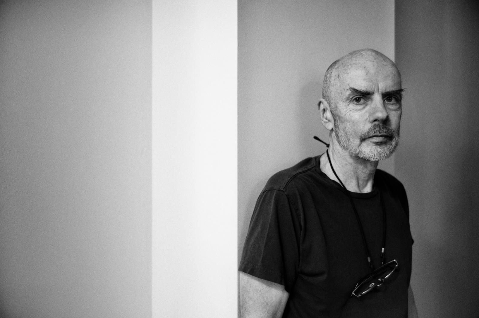 Eugene Richards, photojournalist. New York, 2015.