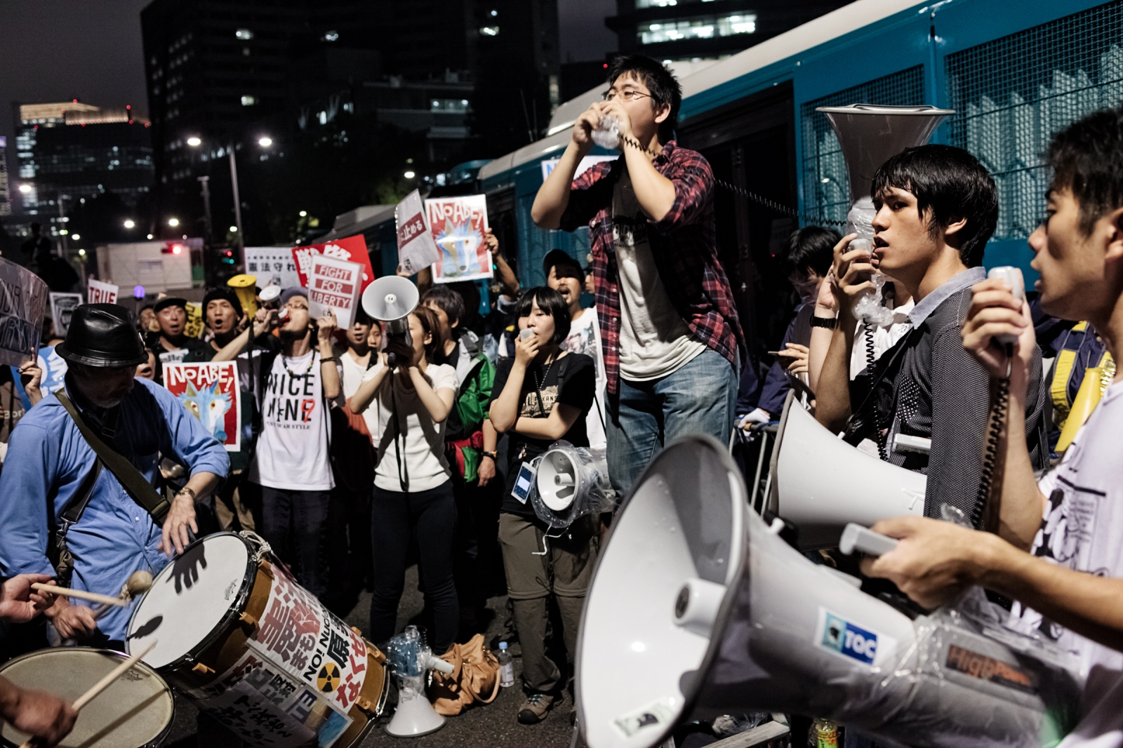 Art and Documentary Photography - Loading SEALDs_LoRes_08.jpg
