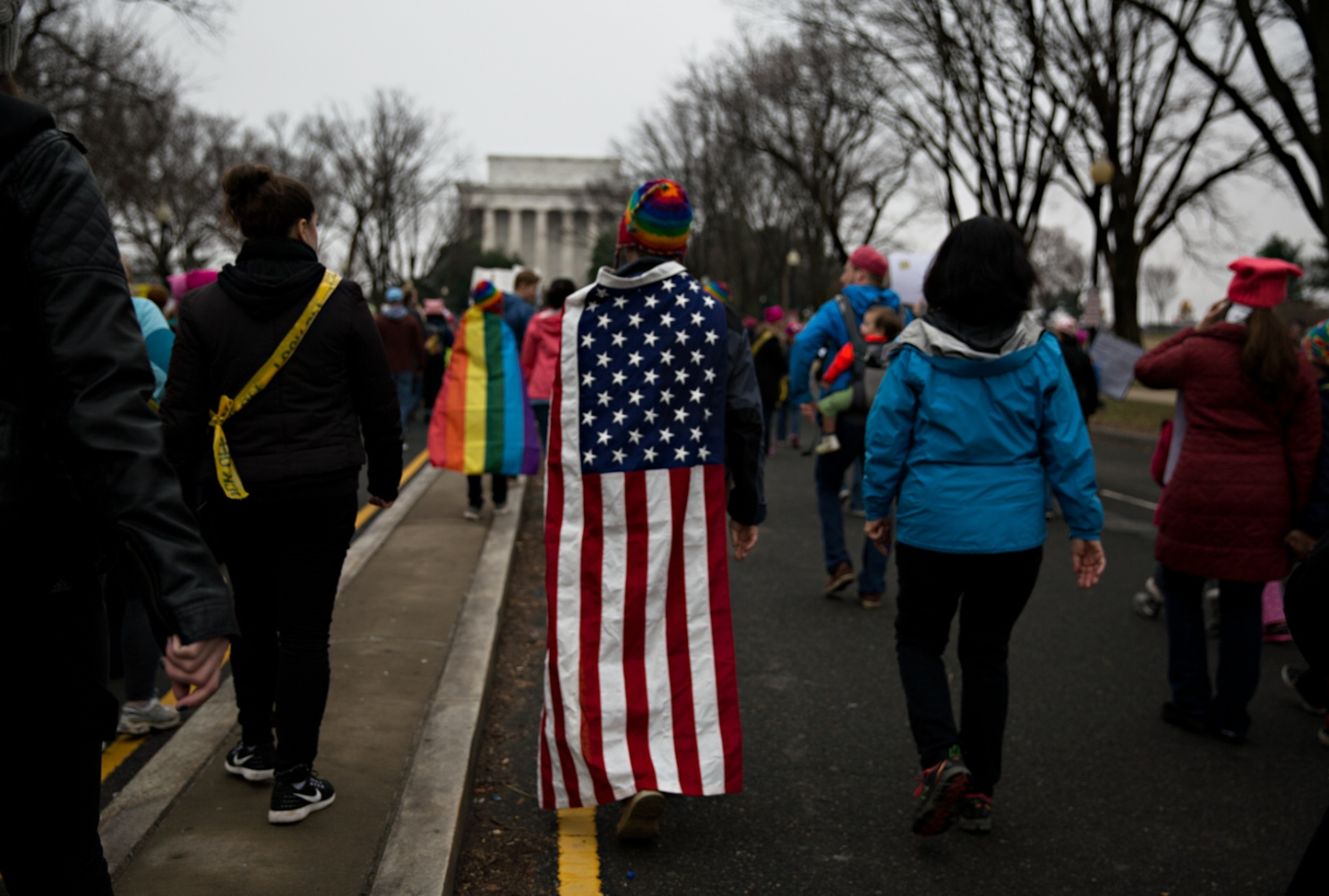 Art and Documentary Photography - Loading WomansMarch-40-Edit.jpg