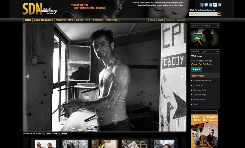 Photography image - Loading Cesar_Dezfuli_SDN_Social_Documentary_network__Serbia.png