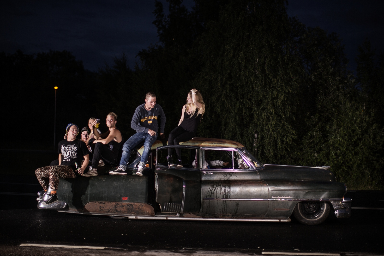 Art and Documentary Photography - Loading swedish-greasers-02.JPG
