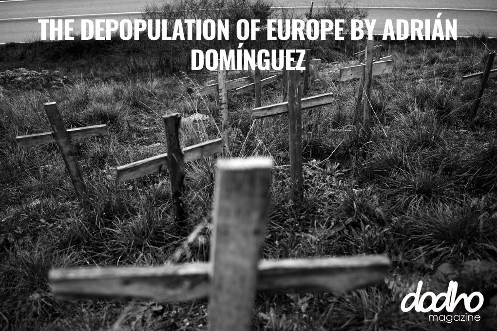 Depopulated for Dodho (Spain) https://www.dodho.com/the-depopulation-of-europe-by-adrian-dominguez/