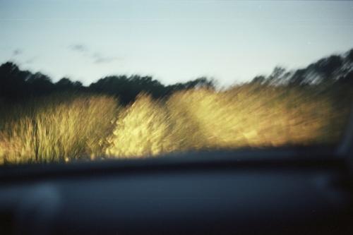 Driving uphill fast, Roscoe, NY