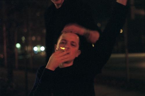 Damien on his birthday,New York, NY