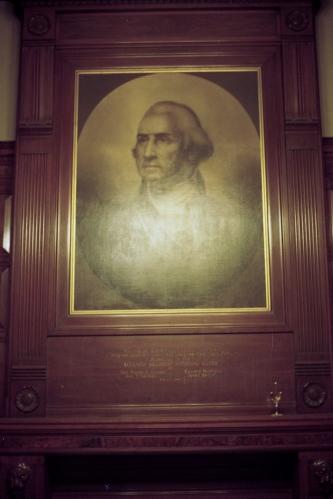 George Washington at the Armory,New York, NY
