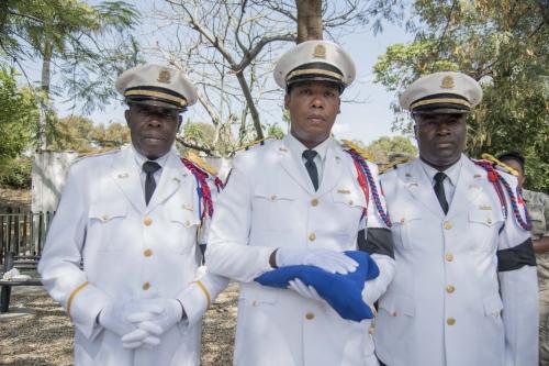 Good bye Former Haitian president Rene G.Preval