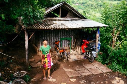 In the Rainshadow of Bali