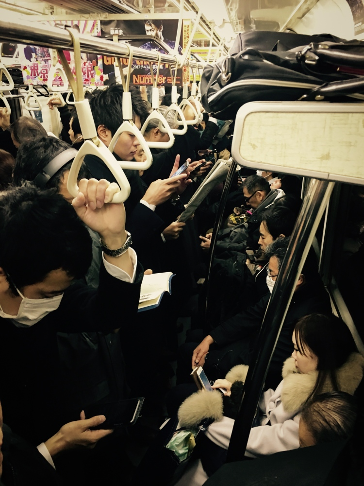Art and Documentary Photography - Loading STischendorf_2017_Japan_Daily_Commute.jpg